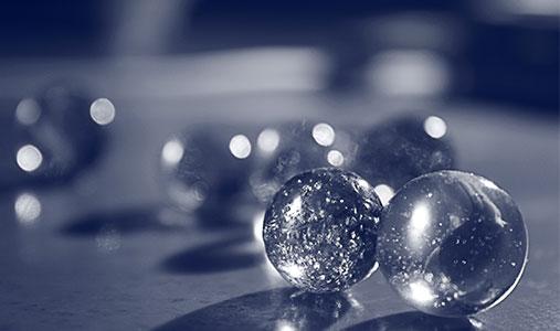 Microsphères de verre creuses série H